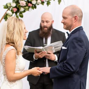 Kylie & Ben - Bettendorf, Iowa Wedding Photos