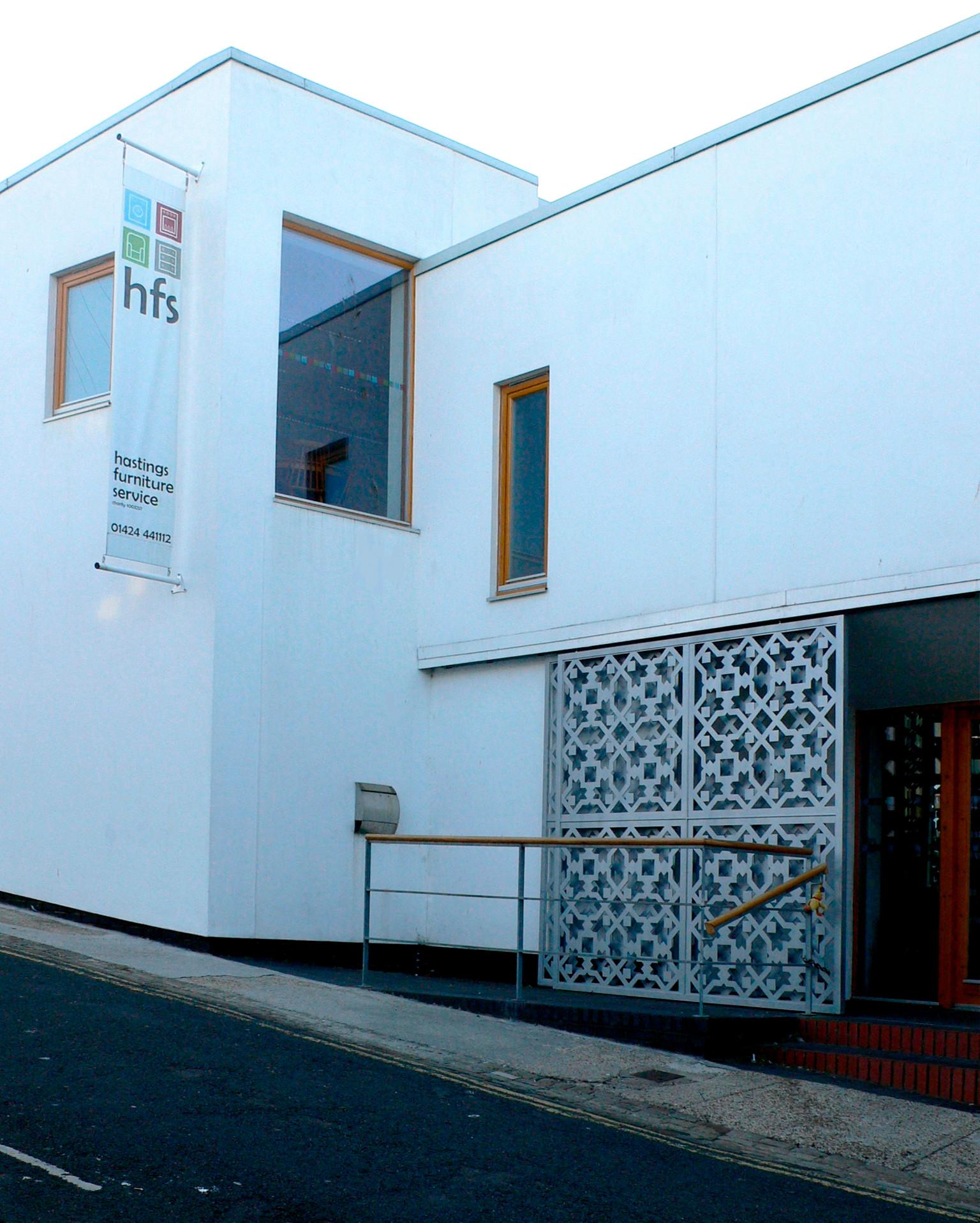 Showroom, Workshops and Head Office