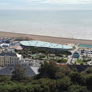 Seafront Leisure Building