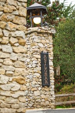 Asilomar Entrance