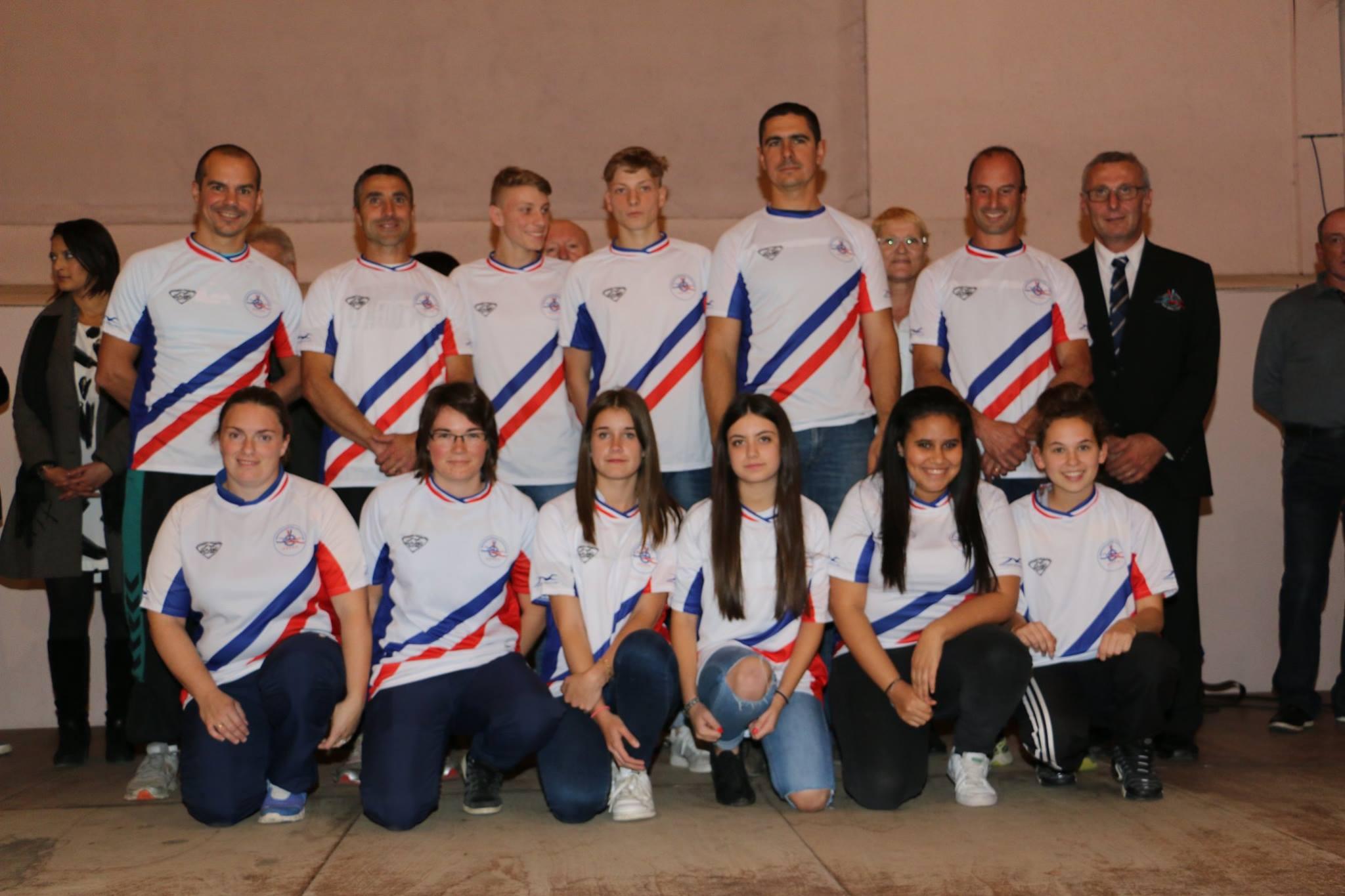 Champion(ne)s de France 2015