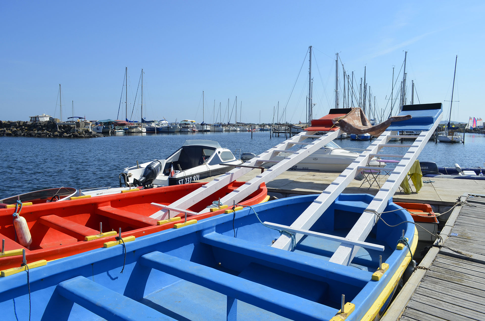 Barques Marseillan