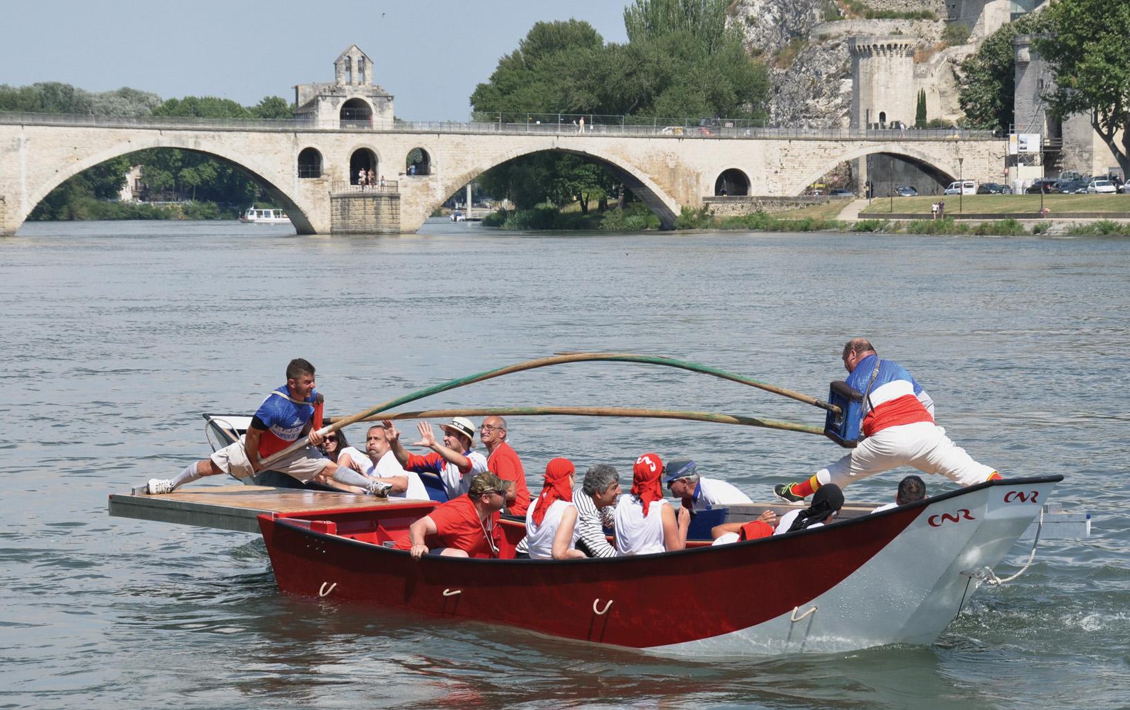 En Avignon