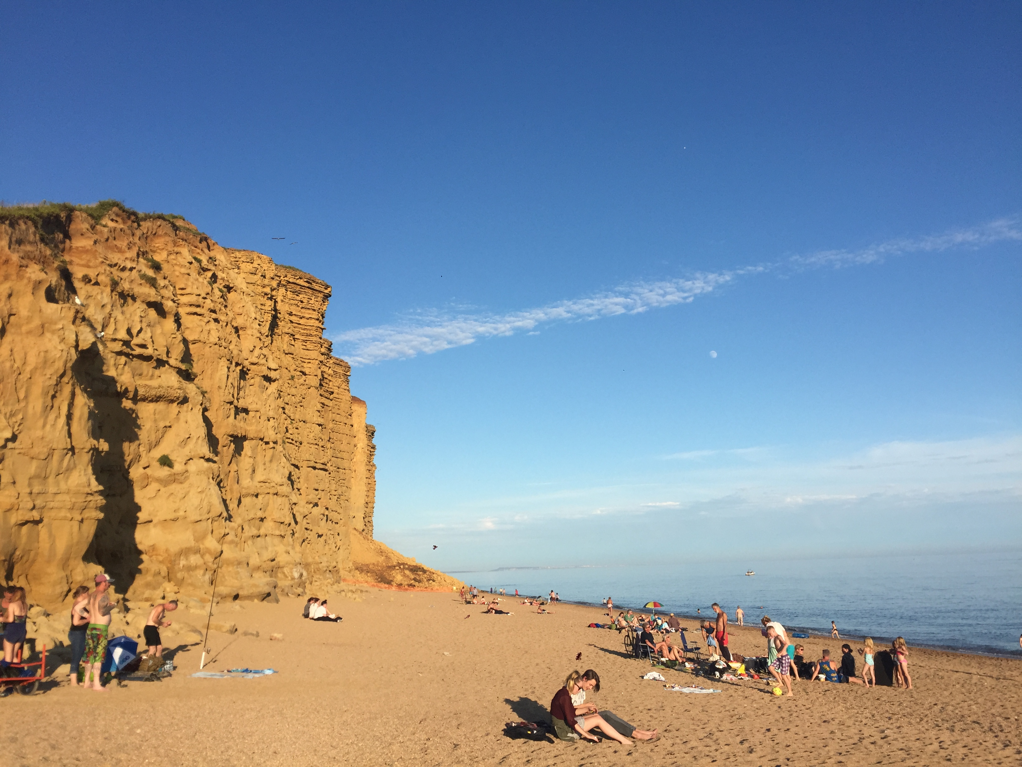 Jurassic Coast, West Bay
