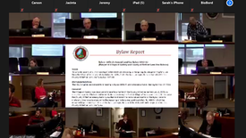 County of Stettler reviews bylaws at May 12 meeting