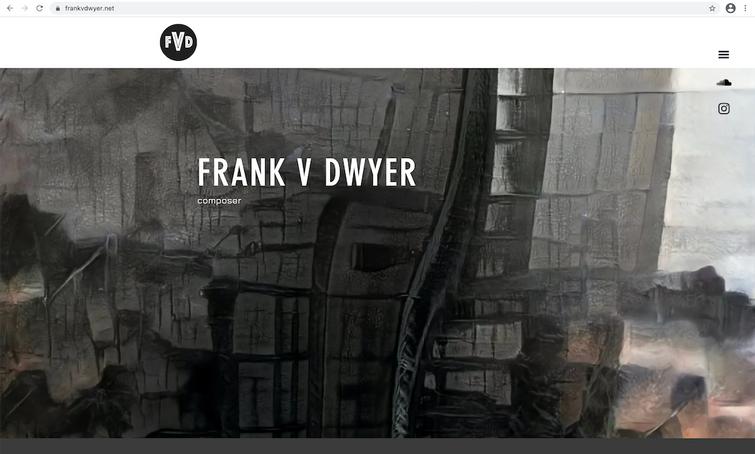 Frank V Dwyer (2020)