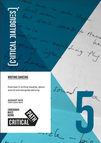 Writing Dancing (2015)