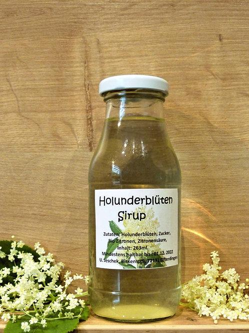 HOLUNDERBLÜTEN Sirup (263 ml)