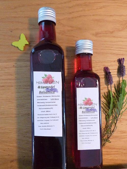 HIMBEERE Balsamico groß (500 ml)