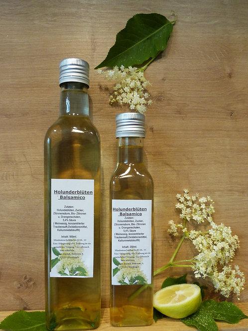 HOLUNDERBLÜTE Balsamico klein (250 ml)