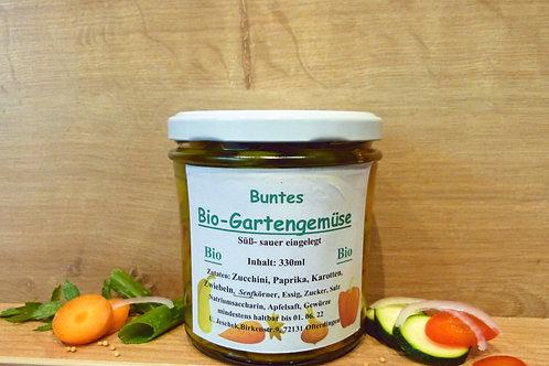 Bio-GARTENGEMÜSE (330 ml)
