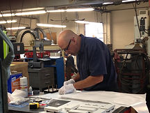 Thomas Engineering, Greg Vanasse, Owner, Machine Shop, Rhode Island