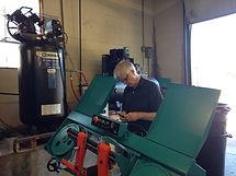 Thomas Engineering, Tom, Machine Shop, Rhode Island