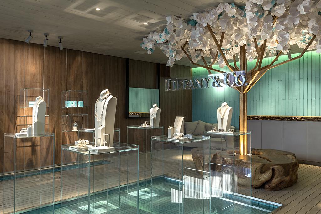 Loja conceito Tiffany