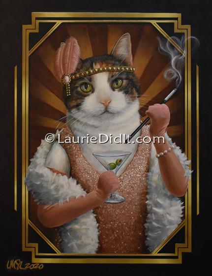 Lana, The Cat's Meow