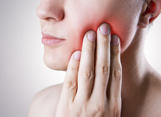 Soothing Jaw Pain, soothing stress