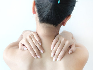 Let's talk daily neck pain. And relieve it.