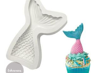 Silicone Mould Mermaid