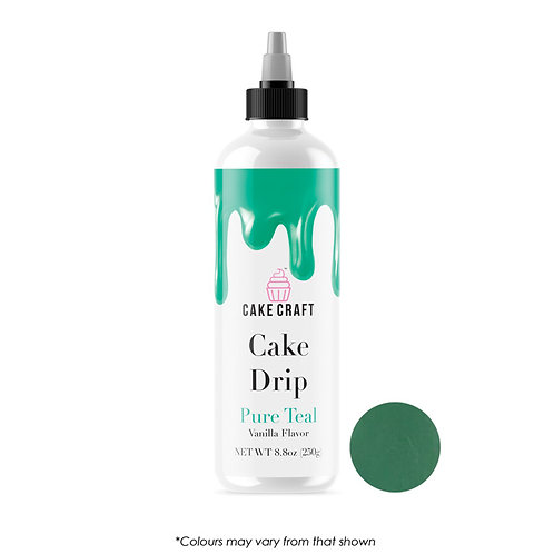 Cake Craft Cake Drip - Teal 250g