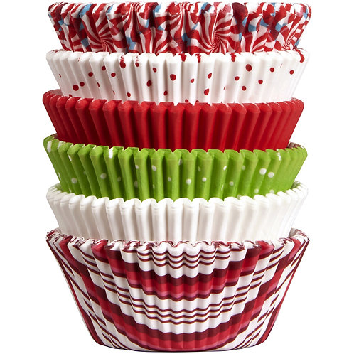 Christmas Holiday standard baking Cup style2 - 150 pc
