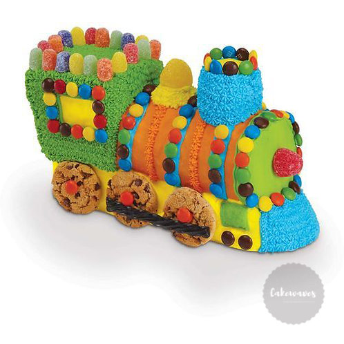 3D Train Cake Pan Set - Wilton 1