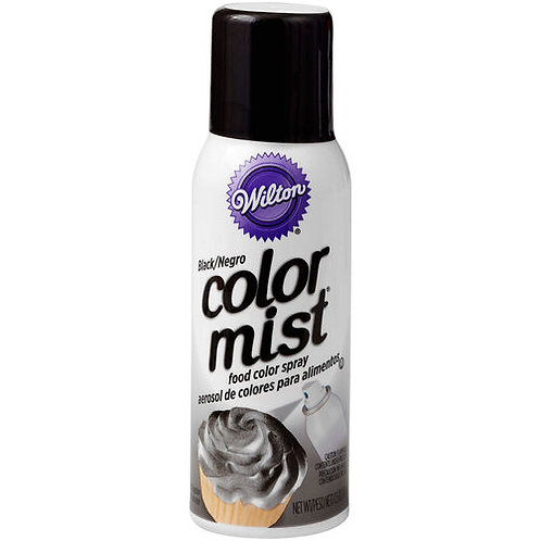 Black Wilton Colour Mist Spray