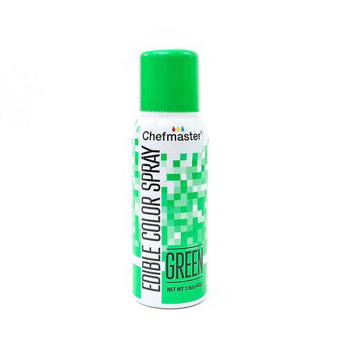 Chefmaster Edible Spray - Green