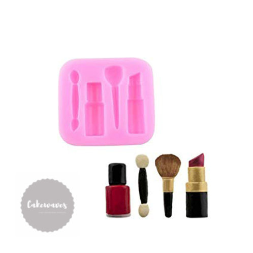 Make Up Set Silicone Mould
