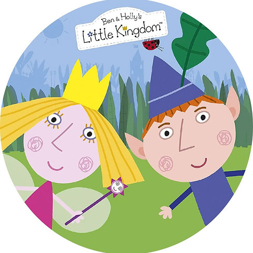 Ben and Holly - Round