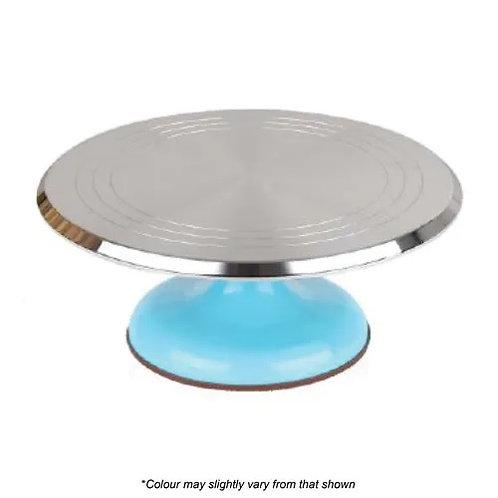 Cake Craft Heavy DutyTurn Table - Blue