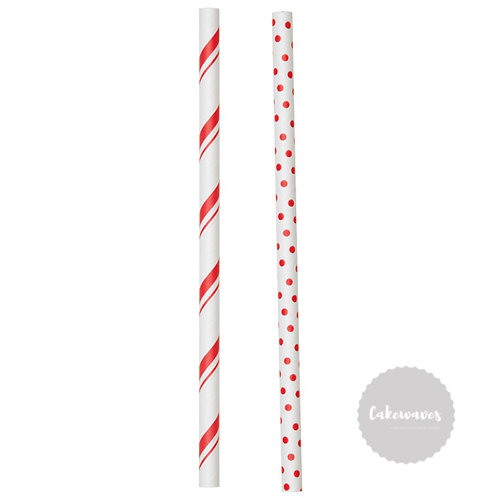 Coloured Lollipop Sticks Red