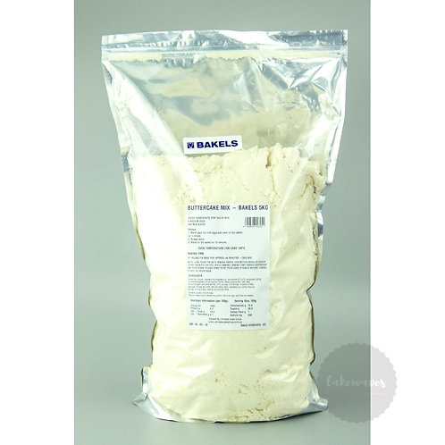 Butter Cake Mix - 5kg wholesale