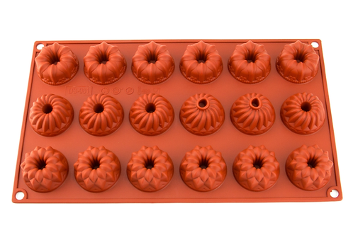 18 Cavity Regal Variety Silicone Mould