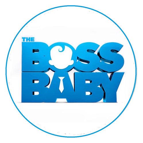 Boss Baby Script - Round
