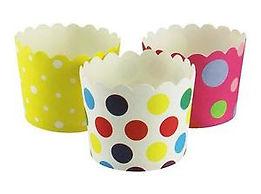 Hard Cupcake Cases