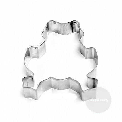 Frog Stainless Steel Cookie Cutter
