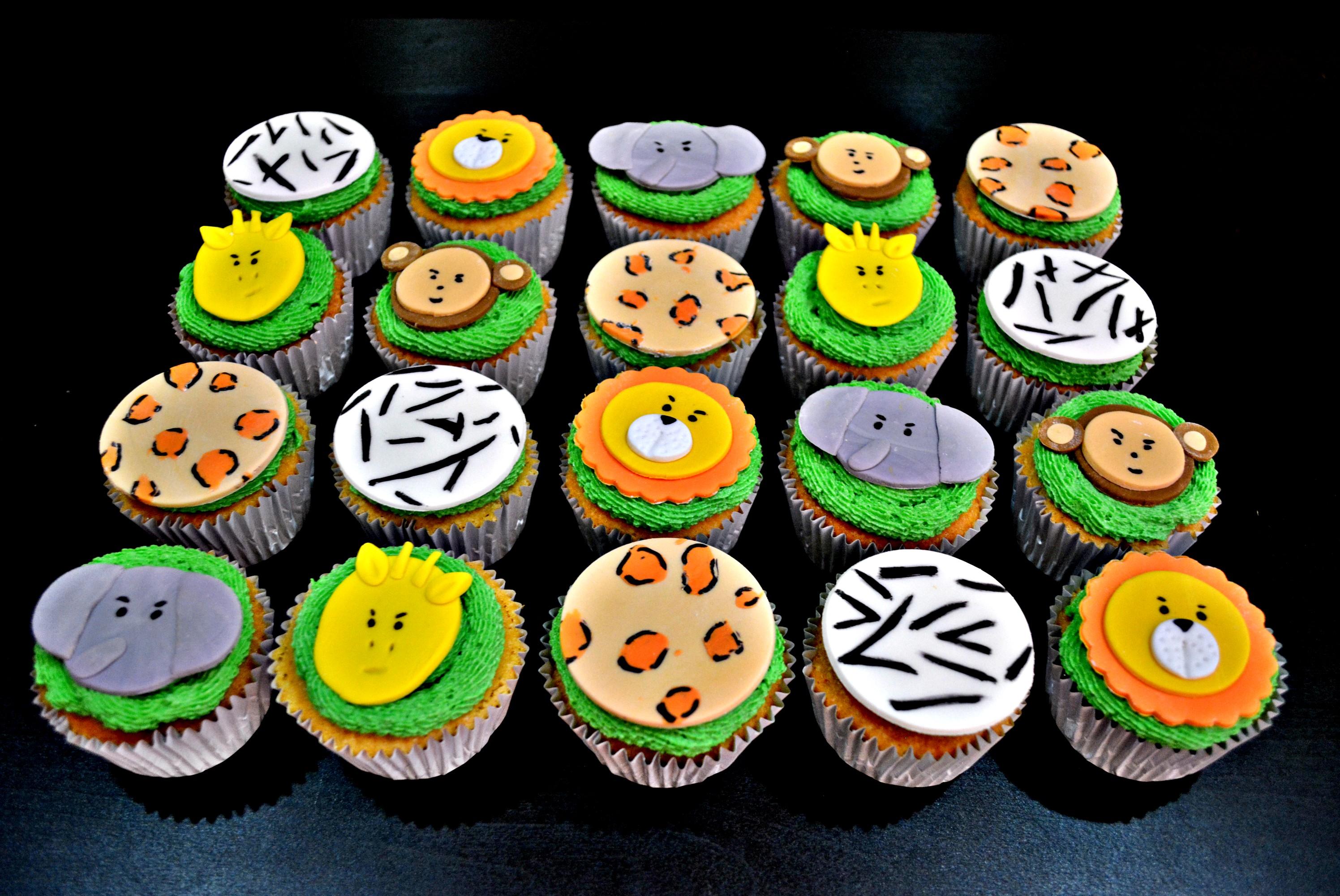 safariCupcakes