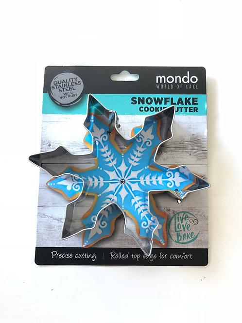 Snowflake Cookie Cutter - Mondo