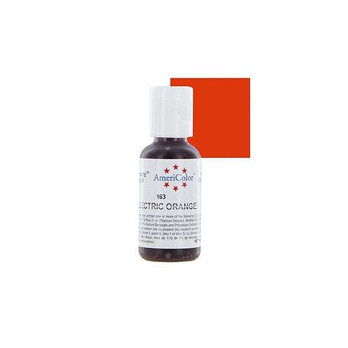 Americolor Food Colouring Gel - Electric Orange 0.75 Oz