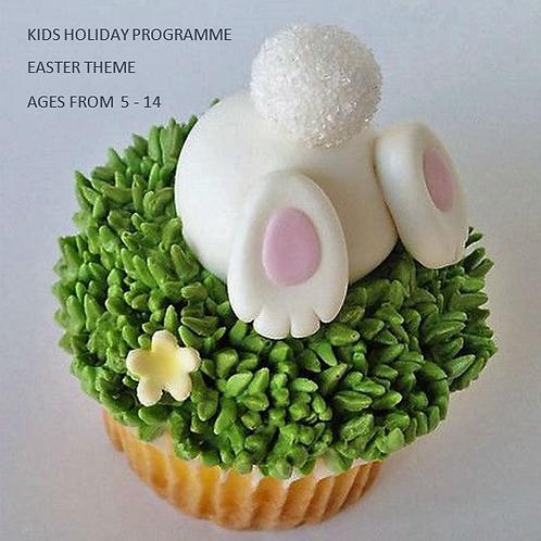 Bunny Cupcake Class - KIDS Holiday Programme