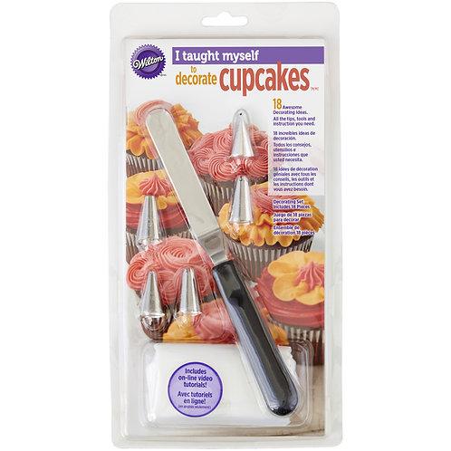 18pc Cupcake Decorating Set - Wilton1