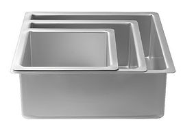 Square Cake Pans - Fat Daddio's