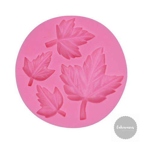 Ivy Leaves Silicone Mould