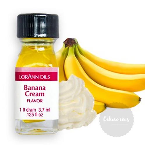 Banana Cream LORANN Flavouring 1 Dram