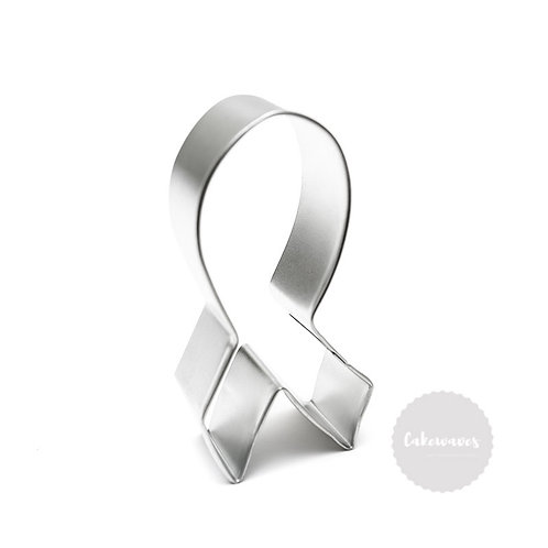 """RIBBON 3.75"""" Stainless Steel Cookie Cutter"""
