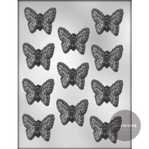 Butterflies Medium 11 Cavity Chocolate Mould