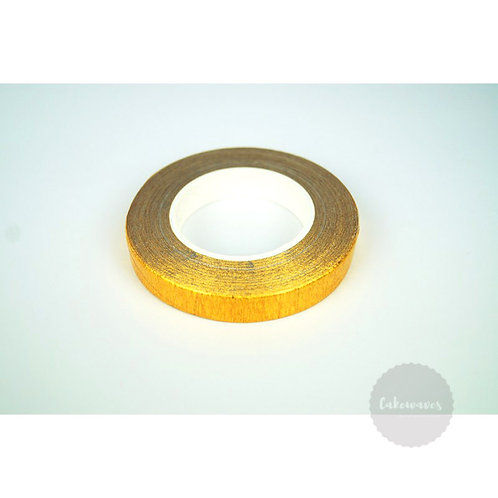 Gold Floral Tape