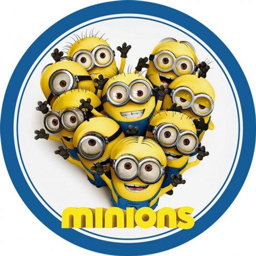 Minions - Round