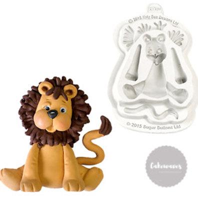 Lion 3D Silicone Mould