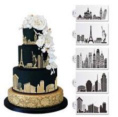 Cake Stensil